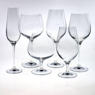 Чаша за пенливо вино закалена 200 мл