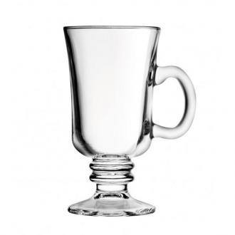 Чаша с дръжка за горещи напитки 240 мл