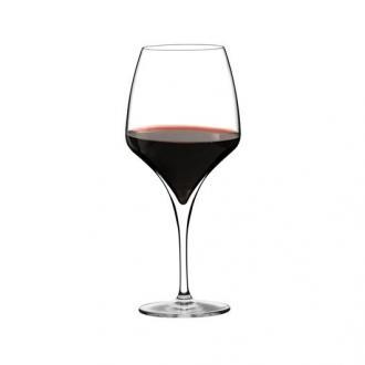 Луксозна чаша за червено вино серия Тибурон, с подсилен ръб, 500 мл