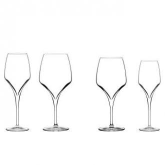 Луксозна чаша за шампанизирани вина серия Тибурон, 220 мл