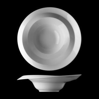 Луксозна дълбока чиния 27 см серия Nami/Нами - по поръчка