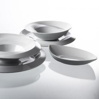 Луксозна дълбока чиния 23 см серия Nami/Нами - по поръчка