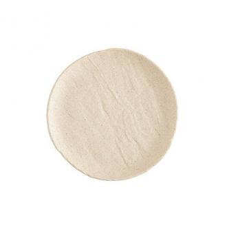 Луксозна пясъчна порцеланова чиния 21 см