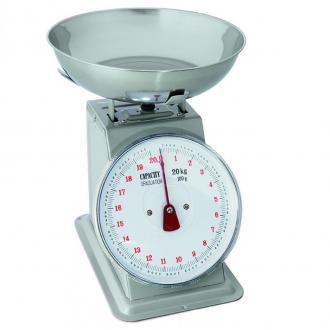 Механична кухненска везна до 20 кг