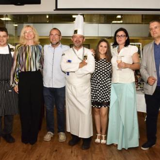 MOYRA бе представена на официалния старт на Sofia Restaurant Week` 2018