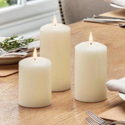 Свещи и салфетки